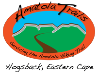 The Amatola Hiking Trail is a 6 day hike through the Amatola Mountains. The trail consists of several exciting loop trails and the main 6 day trail which is linear. The trail can be started at various points, from 2 to 6 days, with the main trail starting at Maden Dam near King Williams Town and ending near Hogsback.