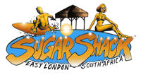 Sugar Shack is spectacularly situated on a sand dune on Eastern Beach, literally within spitting distance of the beach, yet only a few minutes' walk from restaurants, pubs, clubs, restaurants, shops and East London's very own Aquarium.