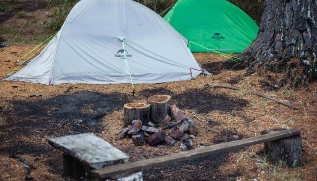 Dorms Camping